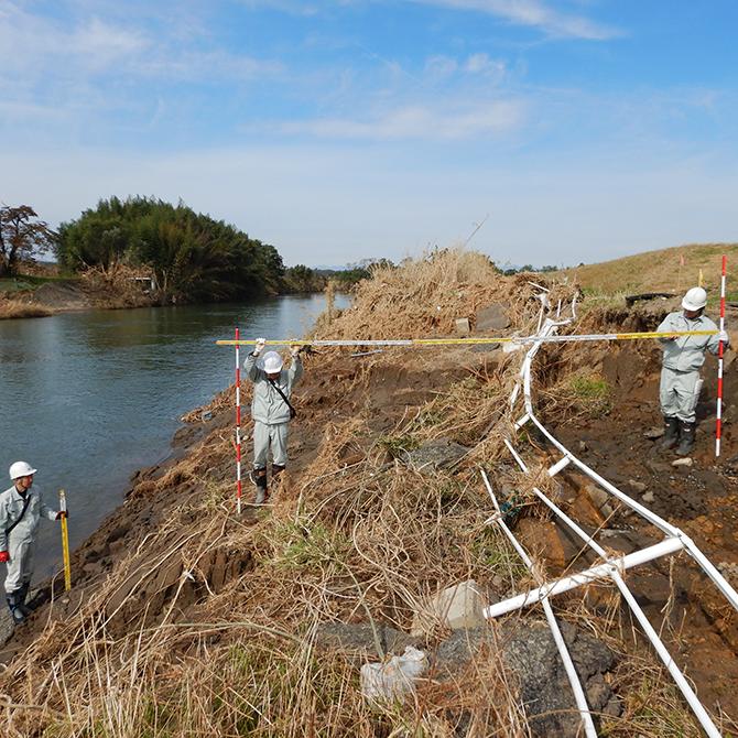 令和元年東日本台風における災害対応/小田川・阿武隈川河川災害対応