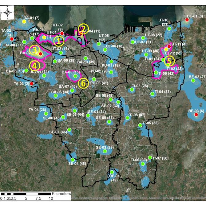 ジャカルタ地盤沈下対策プロジェクト (インドネシア)