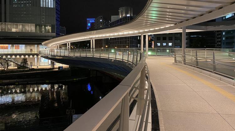 2020年6月25日開通 さくらみらい橋