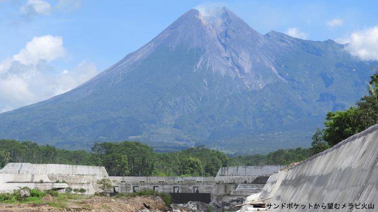 活火山と共生するため最適なインフラの整備を