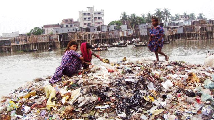 ダッカ市を南アジアの都市で<br>一番綺麗な都市にするプロジェクト