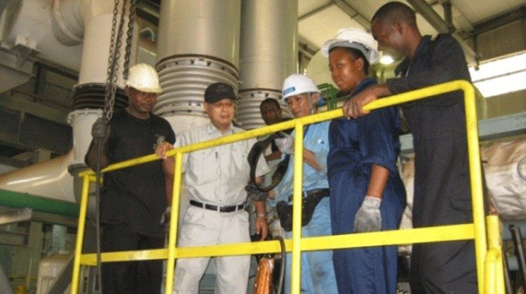 シエラレオネ共和国電力供給設備維持管理のための能力向上プロジェクト