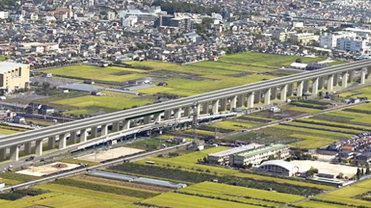 橋長L=1.4kmを超える連続高架橋 城陽第二高架橋 橋梁設計
