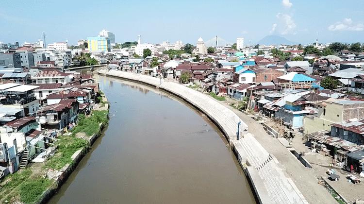 インドネシア国洪水セクターローン事業