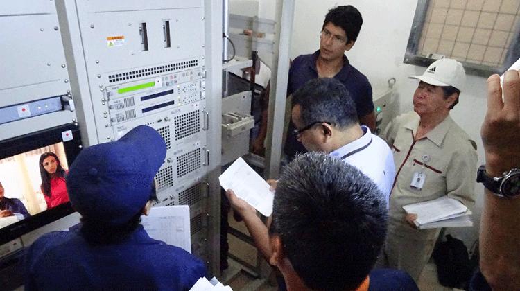 ペルー共和国 潮位計及び緊急警報放送システムの整備