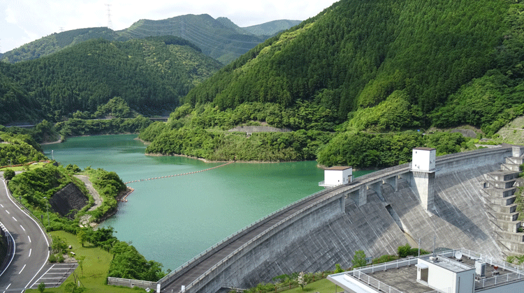 太田川ダム濁水長期化対策の検討