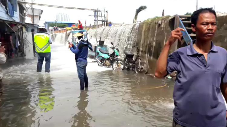 インドネシア国ジャカルタ地盤沈下対策プロジェクト