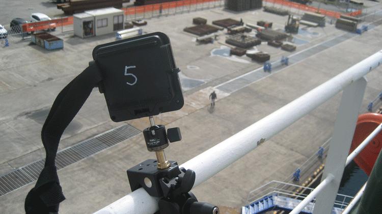 施工現場における<br>タイムラプスを利用した<br>技術伝承・安全教育