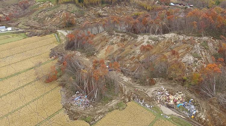 平成30年北海道胆振東部地震 土砂災害対策