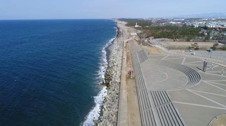 直轄石川海岸の海岸保全計画検討
