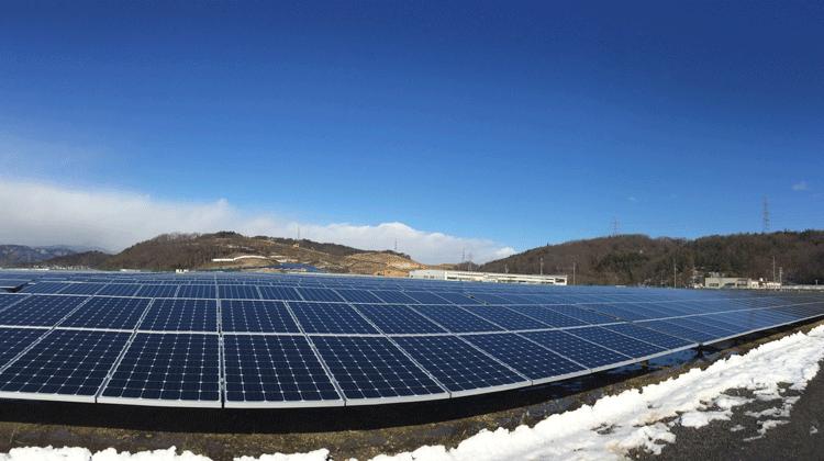 自らが再生可能エネルギー事業者へ 福島太陽光発電事業・事業マネジメント
