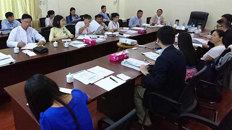 ミャンマーの地域格差をインフラ整備の視点で貢献
