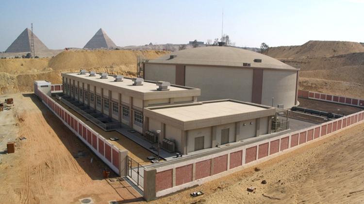 エジプトに水道を引くための浄水場建設と運営維持管理改善プロジェクト