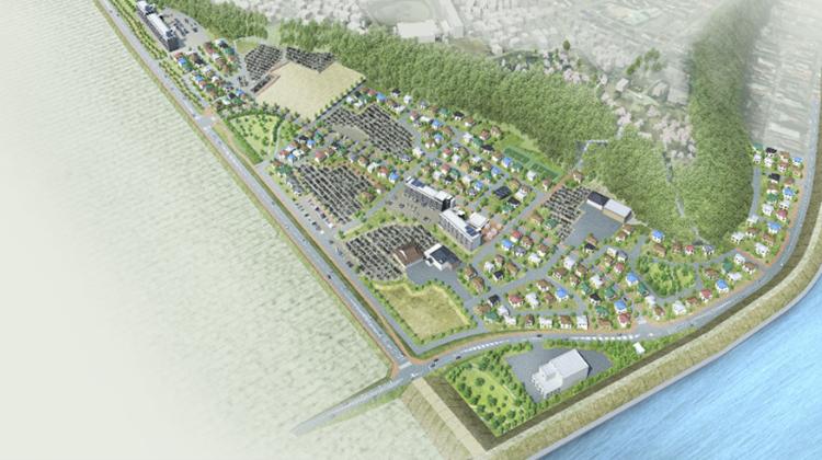 設計・施工の一体的マネジメントー石巻市「新門脇地区震災復興整備事業」プロジェクトー