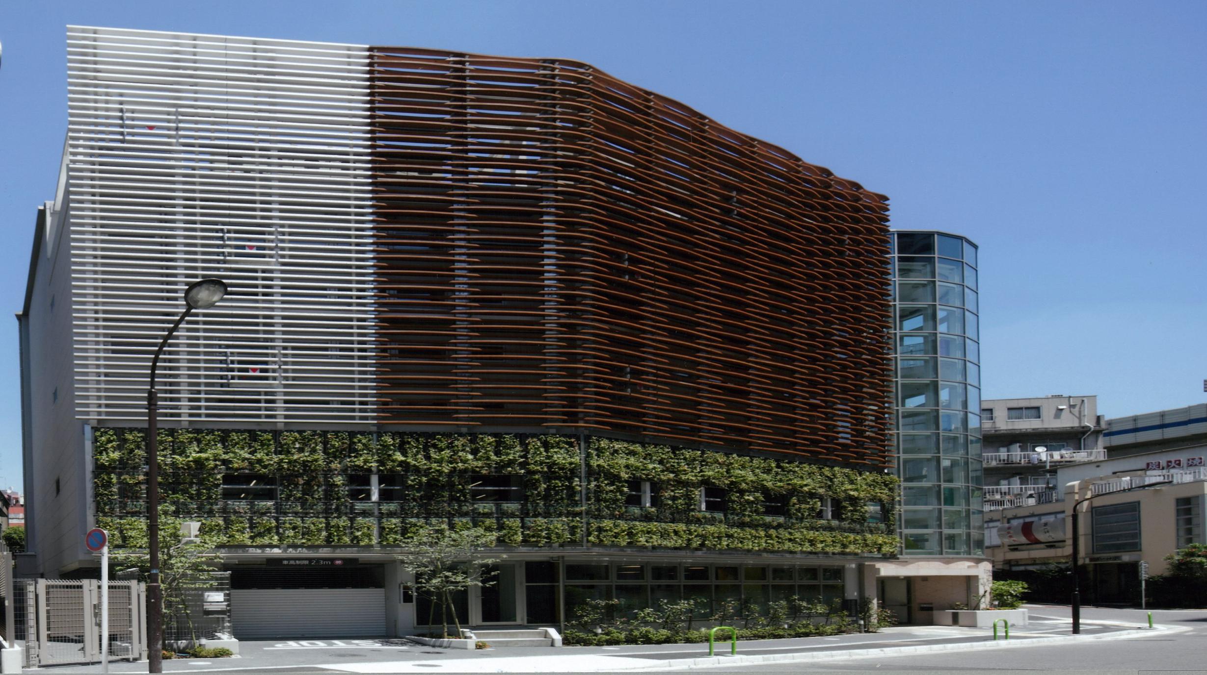 港区「麻布図書館」 建て替えプロジェクト