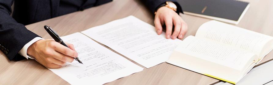 書類をチェックするだけじゃない。<br> 人との関わりや現場を大切にする法務を目指す。